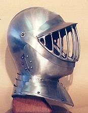 Burgonet helm