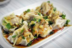 spicy wonton | Taiwanese food