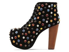 Jeffrey Campbell Lita Jewel Shoes
