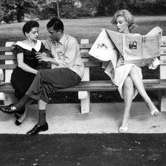 Sam Shaw  Gena Rowlands,  Los Angeles, 1960s