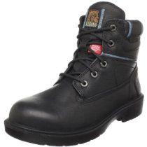 Kodiak Women's Blue Steel-Toed Work Boot