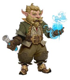 Dwarf who's a mage/scientist Dungeons And Dragons Art, Dungeons And Dragons Characters, Dnd Characters, Fantasy Characters, Fantasy Races, Fantasy Warrior, Fantasy Rpg, Fantasy Portraits, Character Portraits
