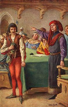 Oskar Herrfurth | Der Rattenfänger von Hammeln (Brüder Grimm)