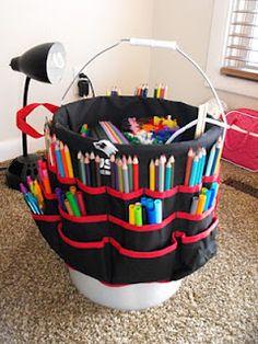 art bucket