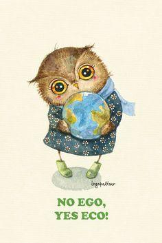 owl by Inga Paltser
