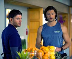 "Dean and Sam ||| Supernatural 9x13 ""The Purge"""