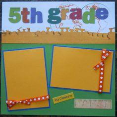 5th grade page!