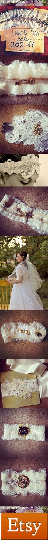 LABOR DAY SALE! 20%off garters, belts, halos, & headpieces • bridal • vintage • wedding • accessories