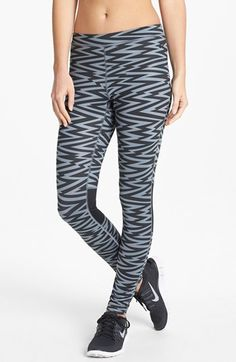 awesome printed leggings from nike
