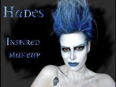 hades makeup - Google Search