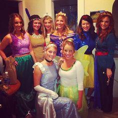 Disney Princess Halloween Costumes