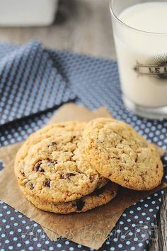 Cookies et astuces Formation Patisserie, Beignets, Brownie Cookies, Cookies Et Biscuits, Flan, Biscotti, Sweet Recipes, Cookie Recipes, Caramel