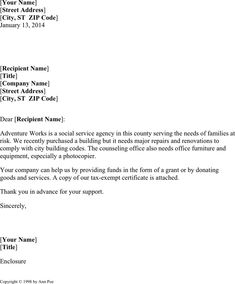 charity appeal letter template 28 images 3 request