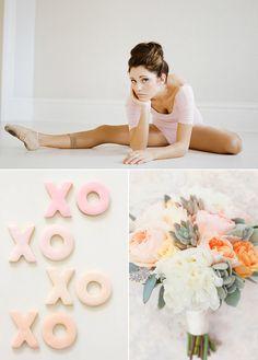 Party Palette: Ballerina   Peach