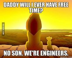 I'm a Civil Engineer and so is my son Haha true Civil Engineering Quotes, Engineering Humor, Mechanical Engineering, Transportation Engineering, Physics Humor, Funny True Stories, Funny Memes, Jokes, Cartoon Network Adventure Time