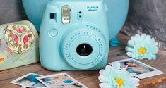 O usen una cámara instantánea para imprimir todos esos momentos que vale la pena recordar.