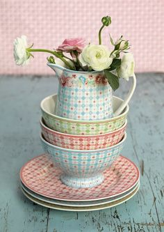 Sommerhusliv all year : new summer 2014 GreenGate!