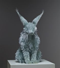 Shattered Glass Animals 1