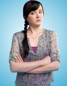 Ashley Rickards as Jenna Hamilton in MTV's Awkward.  CAN'T WAIT FOR TONIGHT