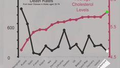 Farlig läkemedelspropaganda sprid i etablissemangets medier – MSM – Riksföreningen för Metabol Hälsa Cholesterol Levels, Chart, Maori