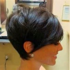Bob Haircut | Dark Brown Hairs