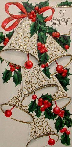 New vintage christmas paintings greeting card ideas Christmas Scenes, Christmas Pictures, Christmas Art, Christmas Greetings, Christmas Wreaths, Christmas Ornaments, Christmas Drawing, Christmas Paintings, Vintage Christmas Cards