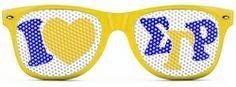 Sigma Gamma Rho Sunglasses SALE $12.95. - Greek Clothing and Merchandise - Greek Gear®