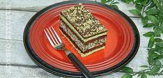 Prajitura Regina Maria cu nuca si crema de cacao - Adygio Kitchen Hungarian Cake, Romanian Desserts, Layered Desserts, Dessert Bars, Dessert Ideas, Grill Pan, Gingerbread, Cake Recipes, Waffles