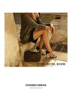 Cowboysbag | Sitting, Waiting, Wishing - Spring Summer 2015, Bag Cork 1599
