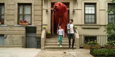 Sienna Guillory, Jack Whitehall, Dog Trailer, New Trailers, Movie Trailers, Norman Bridwell, Scaring People, Republic Pictures, New York City Apartment