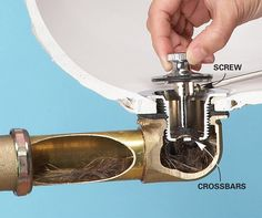 The Top 10 Plumbing Fixes  Bathtub Drain Bathtubs And Percents Adorable Bathroom Drain Clogged Inspiration