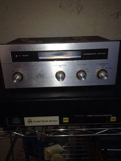 Vintage Pioneer SR-202 Reverberation Amplifier for Parts or Repair    eBay