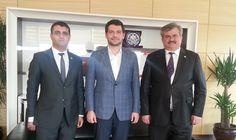 Çaturoğlu, Zonguldak'a yatırım peşinde!..