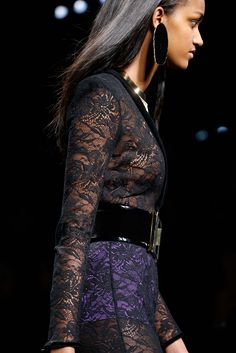 Balmain Fall 2015 Ready-to-Wear - Details - Gallery - Style.com