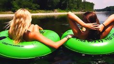 This Lazy River In Ontario Is Absolutely Perfect For Tubing