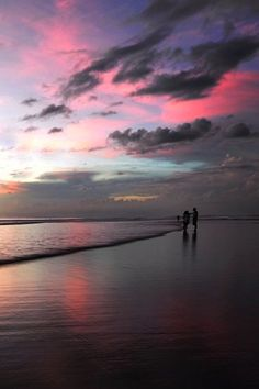 romantic pink on the beach double six | Flickr - Photo Sharing!