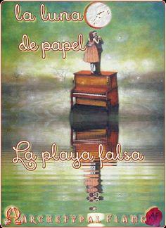 Archetypal Flame - la luna de papel  la luna de papel  La playa falsa  si usted me confiara  en un poco todo sería genuina  ..  The moon from Paper  the beach False  if you trusted me a little  everything would be real  ....  Χάρτινο το φεγγαράκι,  ψεύτικη ακρογιαλιά,  αν με πίστευες λιγάκι  θα `σαν όλα αληθινά.    #archetypal, #flame, #xartino, #feggaraki,#papermoon #luna, #papel,#lune, #beauty, #health, #inspiration, #gif
