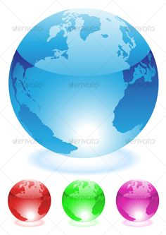 Realistic Graphic DOWNLOAD (.ai, .psd) :: http://vector-graphic.de/pinterest-itmid-1000053045i.html ... Globes ...  ball, circle, continent, country, earth, geography, glass, globe, icon, map, ocean, pole, round, sea, sphere  ... Realistic Photo Graphic Print Obejct Business Web Elements Illustration Design Templates ... DOWNLOAD :: http://vector-graphic.de/pinterest-itmid-1000053045i.html