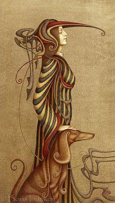 boris indrikov