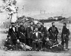 Georgian militiamen in the 1877-78 Russo-Turkish war.jpg