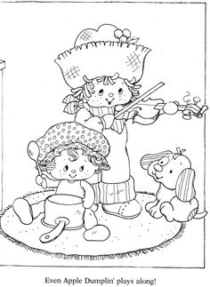 strawberry shortcake princess coloring pages.html