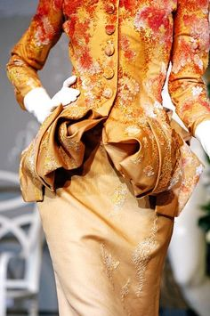 Christian Dior haute couture, Fall 2007