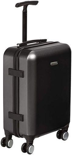 Basics Hardshell Spinner Suitcase with Built-In TSA Lock, Best Travel Luggage, Luggage Deals, Luggage Case, Luggage Store, Hand Luggage, Carry On Luggage, Luggage Suitcase, Suitcase Packing Tips, Bags