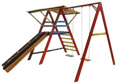 Playground de Madeira Pequeno - loja online
