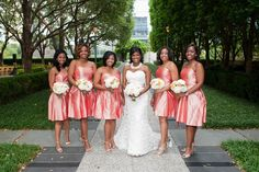 Romantic Garden Wedding in Dallas, Texas......Angela and Mark Posted FEB 17 2014 by ANGELA WASHINGTON