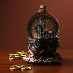 Pirates of the Caribbean Snowglobe | Shop food| Kaboodle