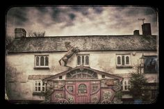 The Highwayman Inn, Sourton, Devon UK