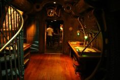 Disneyland Paris Les Mysteres du Nautilus Attraction