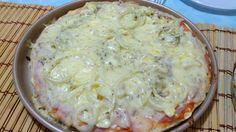 Sabores da Cozinha sem Glúten: Pizza