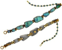 Judy Geib Plus Alpha - Catalog 34: Totems in Opal